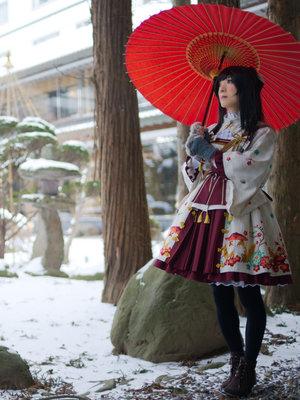 rainの「Lolita」をテーマにしたファッションです。(2018/02/01)
