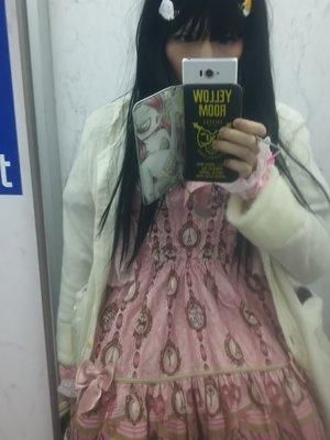 tuyahime_nekoの「Angelic pretty」をテーマにしたファッションです。(2018/02/03)