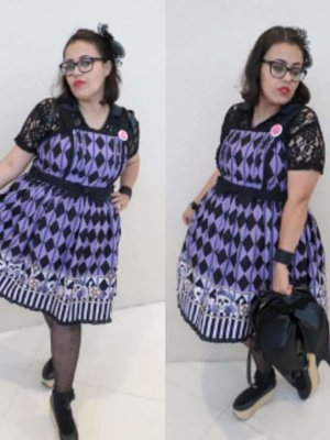 Roberta Brandãoの「Lolita」をテーマにしたファッションです。(2018/02/03)