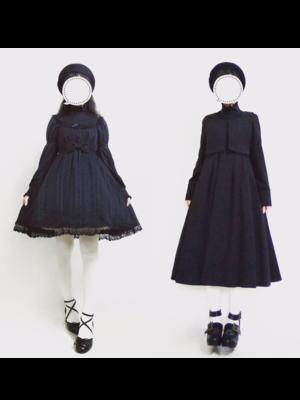 Pの「Angelic pretty」をテーマにしたファッションです。(2018/02/03)