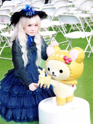 是Yushiteki以「Lolita fashion」为主题投稿的照片(2018/02/04)
