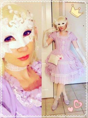 Penguiggyの「Sweet」をテーマにしたファッションです。(2016/10/11)