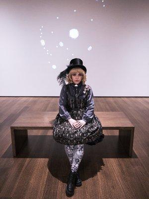 Ashley の「Lolita」をテーマにしたファッションです。(2018/02/05)