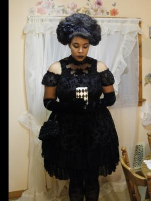 Quillaの「valentine-coordinate-contest-2018」をテーマにしたファッションです。(2018/02/07)