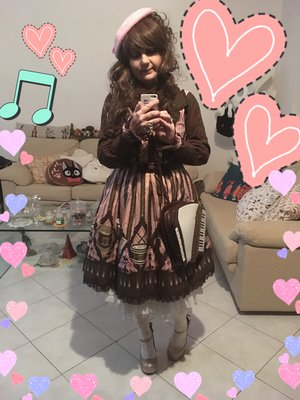 🍫👗💗Ready for my choco-musi...