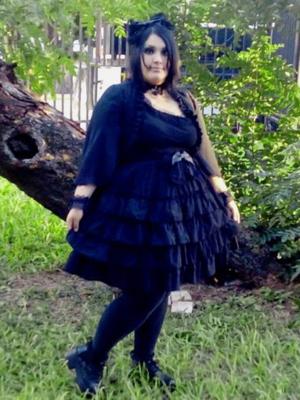 When Goth & Lolita meets~