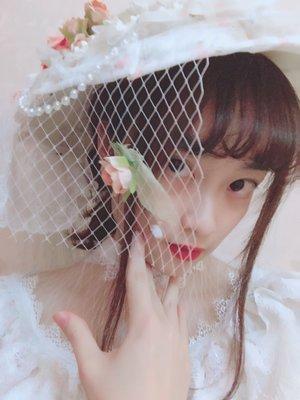 Diy a lolita dress.(´・ω・`?...
