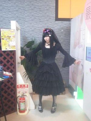 tuyahime_nekoの「Lolita」をテーマにしたファッションです。(2018/02/12)