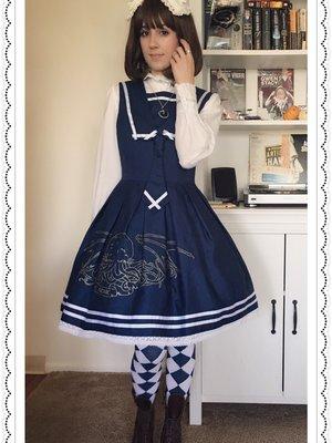 是Rikki Rachel以「Classic Lolita」为主题投稿的照片(2016/10/18)