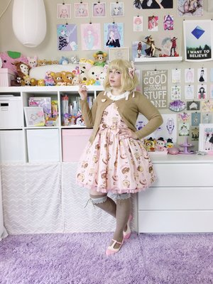 Melty Cream Donuts outfit