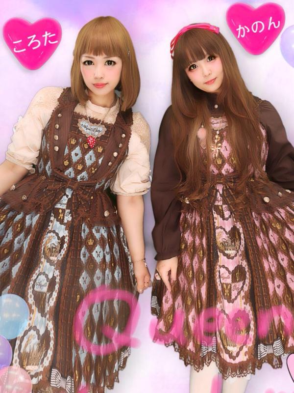 Angelic Pretty さんのクイーンチョコレ...