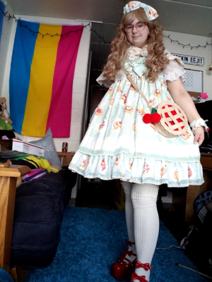 my first angelic pretty ma...