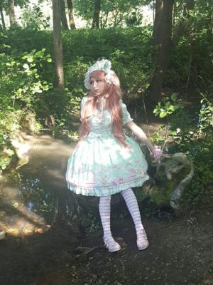 是Mew Fairydoll以「Sweet lolita」为主题投稿的照片(2018/02/15)