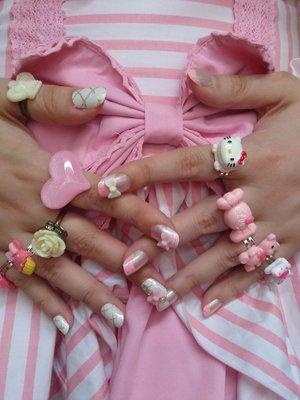 My rings handmade