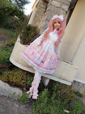 Mew Fairydoll's 「Sweet lolita」themed photo (2018/02/19)