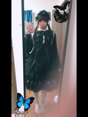 さぶれーぬの「Angelic pretty」をテーマにしたファッションです。(2018/02/19)