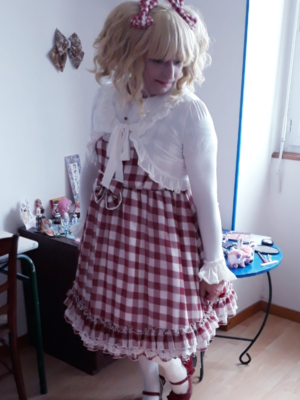 My coordinate for the Vale...