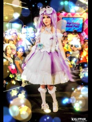 Mew Fairydoll's 「Fairy lolita」themed photo (2018/02/20)