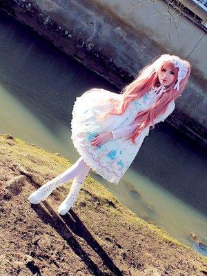Mew Fairydoll's 「Sweet lolita」themed photo (2018/02/21)