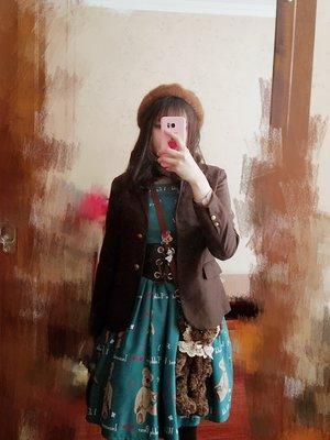 Mophillia♥の「Lolita」をテーマにしたファッションです。(2018/02/21)