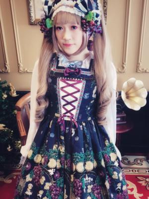 Aricy Mist 艾莉鵝の「Lolita」をテーマにしたファッションです。(2018/02/22)