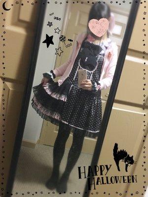 Kuroeko's 「Angelic pretty」themed photo (2016/11/01)