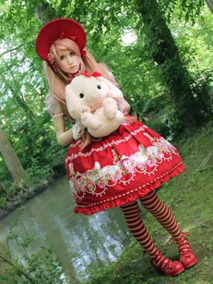 Mew Fairydoll's 「Sweet lolita」themed photo (2018/02/25)