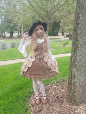 Mew Fairydoll's 「Classical Lolita」themed photo (2018/02/26)