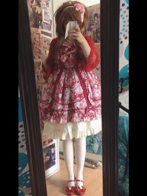 Another Hime Lolita outfit