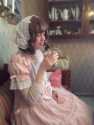 Sophia, Deerの「Classic Lolita」をテーマにしたファッションです。(2018/02/27)