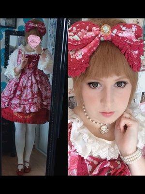 Anna Mariaの「Lolita」をテーマにしたファッションです。(2018/02/27)