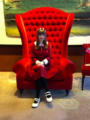 Grace St Johnの「Lolita」をテーマにしたファッションです。(2018/02/27)
