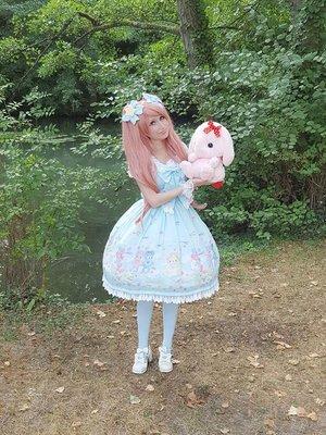 是Mew Fairydoll以「Sweet lolita」为主题投稿的照片(2018/02/27)