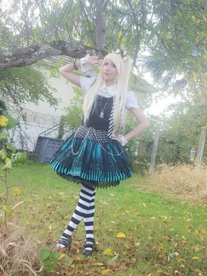 Mew Fairydoll's 「#Punk Lolita」themed photo (2018/02/28)