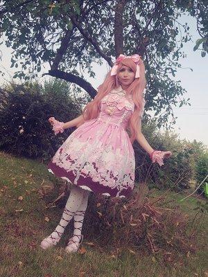 Mew Fairydoll's 「Sweet lolita」themed photo (2018/03/01)