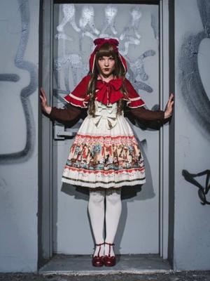 MagicalGirlFabの「Lolita」をテーマにしたファッションです。(2018/03/04)