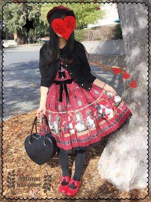 Kuroeko's 「Angelic pretty」themed photo (2016/11/06)