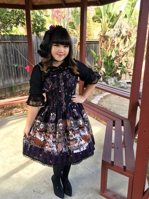 Halloween coord from last ...