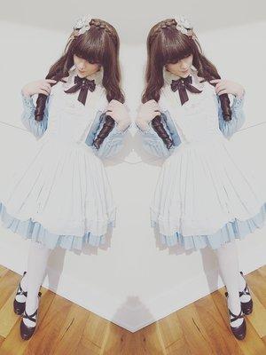 Mystiaの「Alice」をテーマにしたファッションです。(2018/03/06)