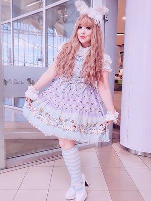 Gwendy Guppyの「Lolita fashion」をテーマにしたファッションです。(2018/03/06)