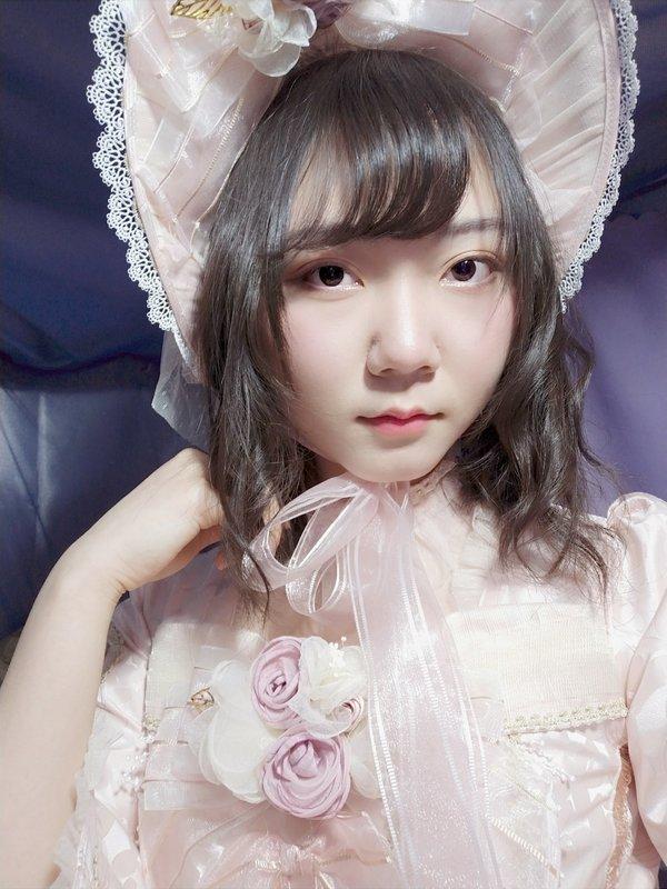 樱井小发の「Elpress」をテーマにしたファッションです。(2018/03/08)