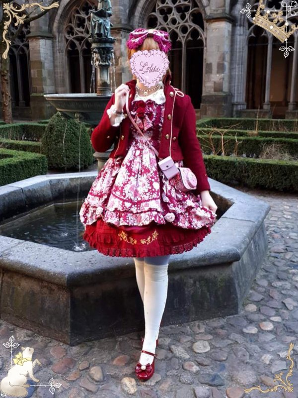 Anna Mariaの「BABY THE STARS SHINE BRIGHT」をテーマにしたファッションです。(2018/03/09)