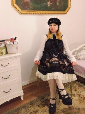 Wiktoriaの「Lolita」をテーマにしたファッションです。(2018/03/09)