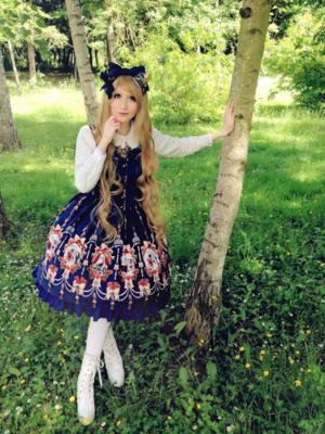 是Mew Fairydoll以「Sweet Classic Lolita」为主题投稿的照片(2018/03/09)