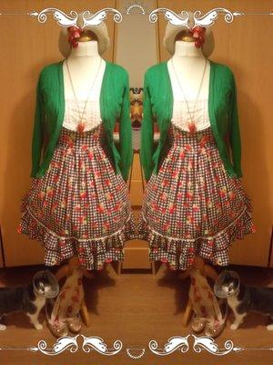 MemoirsofanItaの「Bodyline」をテーマにしたファッションです。(2018/03/09)
