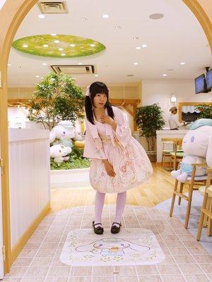 日本京都OPA大耳狗咖啡廳!