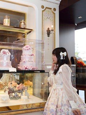 日本大阪Salon de Mon cher 草莓千層...