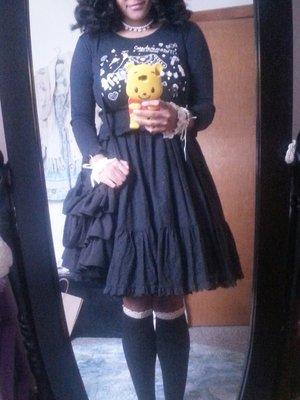 Quillaの「Lolita」をテーマにしたファッションです。(2018/03/11)