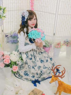 烟花🎆の「Lolita」をテーマにしたファッションです。(2018/03/11)