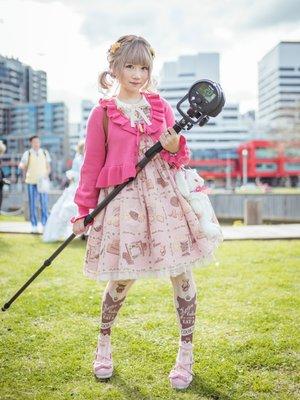 是Hana以「Angelic pretty」为主题投稿的照片(2016/11/11)